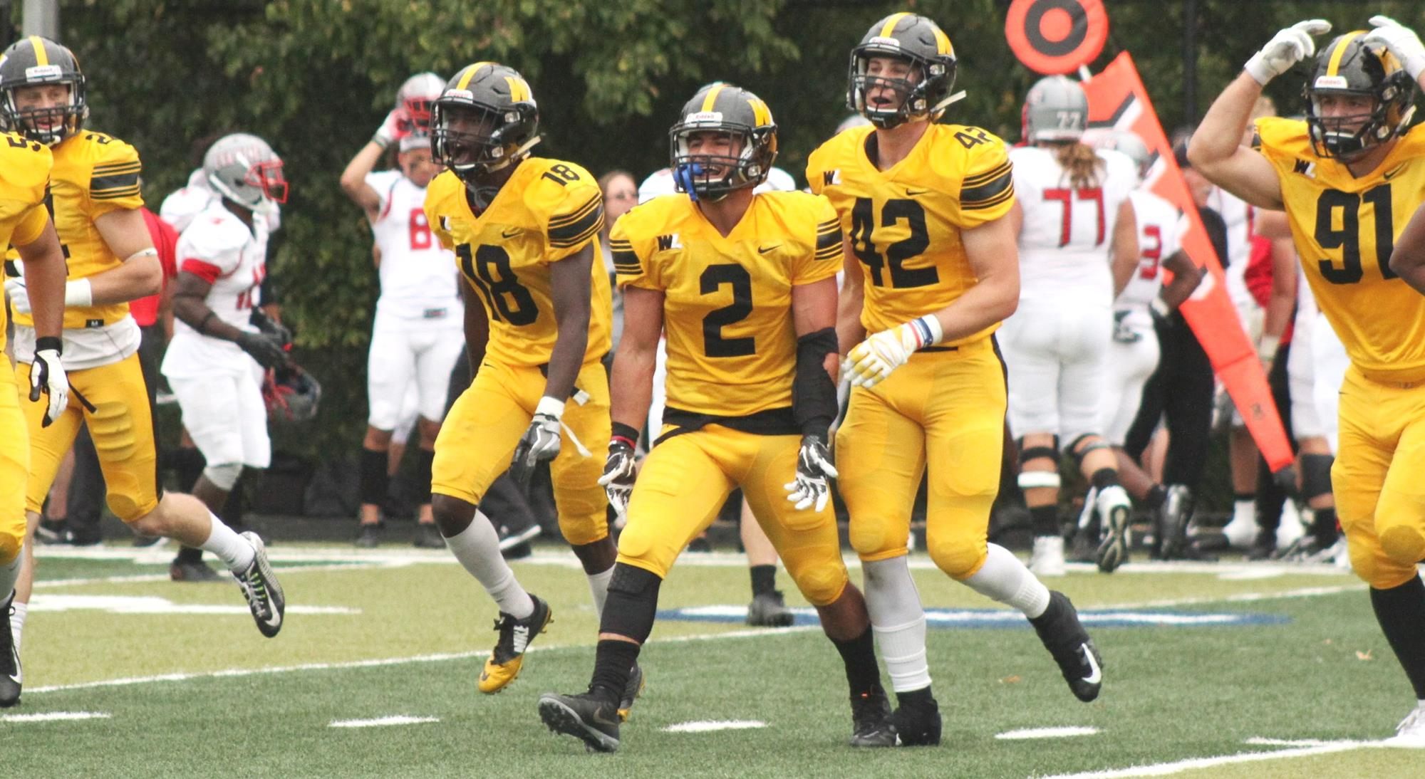 Academic All District Honors For Wlu S Morrison West